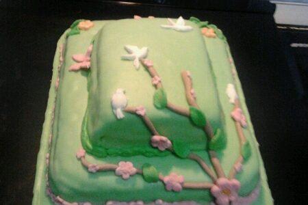 La torta dell'annunciazione